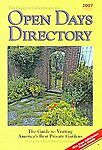The Garden Conservancy's Open Days Directory 2007 The Guide To Visiting America