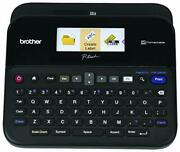 Brother P-touch Label Maker Pc-connectable Labeler Ptd600 Scalable Black