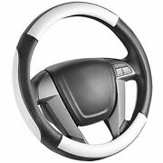 Car Steering Wheel Cover Small-size For Prius Civic Model 3 Camaro Spark Rogue