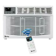 Zokop Portable 12,000btu Window Air Conditioner Cooling 3 Speed Remote Control