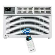 Zokop Portable 12,000btu Window Air Conditioner Cooling 450 Sq.ft 3 Speed Timer