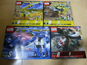 Out-of-print Rare Tomica Hyper Blue Police Total Of Four Types Including Sonic