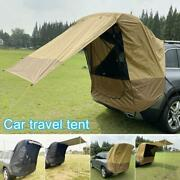 Car Rear Roof Camping Tent Outdoor Equipment Canopy Tail Ledger Picnic Suv Tents