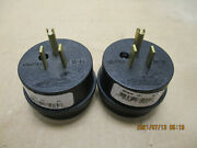 New Other Midwest Ad5020 Adapter, 50 Amp Female To 20 Amp Male, 2 Pc's Lot.