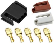 Msd Ignition 8194 Replacement Connector Kit For Msd Pro-billet Hei And Street Fire