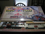 Bachmann Emmett Kelly Jr Circus Train Set The Ringmaster 90021 Complete G Scale