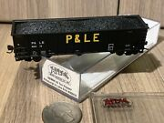 N Scale Atlas 90 Ton Pandle Hopper 32964 Pittsburgh And Lake Erie 80019
