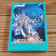 Metal Storm Famicon Software Japan
