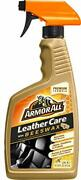 Armor All Car Leather Care Spray Bottle Cleaner For Cars Truck Motorcycle Bee...