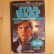 The Hutt Gambit Star Wars The Han Solo Trilogy, Vol. 2 By Crispin, A.c. Rando