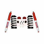 Skyjacker 2.5 Suspension Lift Kit With Hydro Shocks For Jeep Liberty 2002-2007