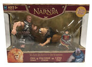 The Chronicles Of Narnia The Lion The Witch And The Wardrobe Figures New