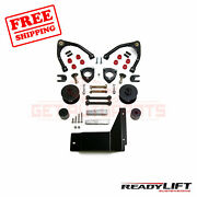 Readylift Susp. Lift Kit 4.0 F With 3.0 R Lift For Che Suburban 1500 2007-2014