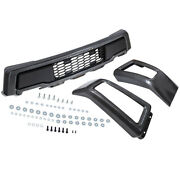3x Front Bumper Cover For Ford F-150 Fx4 Extended Cab Pick-up 4-door 2009-2014