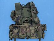 Serbia Military Army M03 Woodland M70 Cz99 Panther Climbing Vest