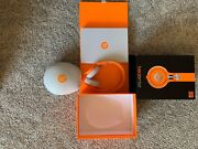 Orange Matte Beats Mixer Headphones Limited Edition With Carrying Case Included