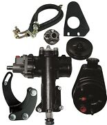Borgeson 999009 Power Steering Conversion Kit