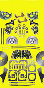 Gm Front And Rear Disc Brake Kit 10 12 Bolt A F X Body Conversion Brakes Ds And Pr
