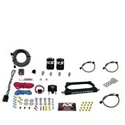 Nitrous Express 20949-00 Gt500 Nitrous Plate System 50-300hp Without Bottle