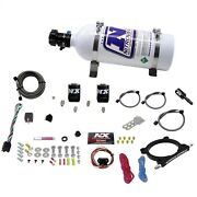 Nitrous Express 20951-05 5.0 Coyote High Output Plate System 5lb Bottle