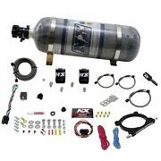 Nitrous Express 20951-12 5.0 Coyote High Output Plate System 12lbbottle