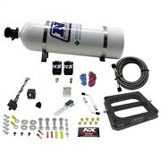 Nitrous Express 50075-15 Dom/alcohol 100-200-300-400-500hp With 15lb Bottle