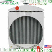 Radiator Fits Case Ih Models B275 Gas And Diesel B414 276 434 3107749r91 Tractor