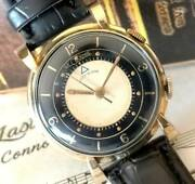 Jaeger-lecoultre Jaeger-lecoultre Memo Box Menand039s Watch Antique 10k Gf Used F/s