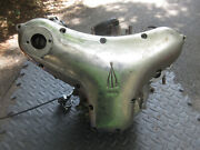 Bsa A10 650 Or 500 A10 R7701 Lower Engine Case And Pistons I Think