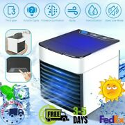 Portable Air Cooler Fan Mini Air Conditioner Humidifier Purifier Cooling Usb