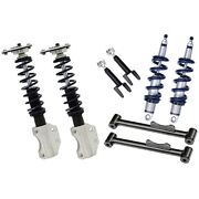 Ridetech 12130210 Complete Hq Coil-over System 1990-1993 Ford Mustang Single Adj