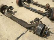 Ref Ford 0 Axle Assembly Front Steer 1868112