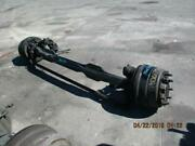 Ref Axle Alliance Af10-0-3 2015 Axle Assembly Front Steer 1860319