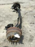 Ref Mack 3qh590m 2014 Axle Assembly Front Steer 2045454