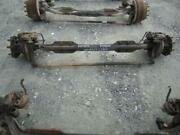 Ref 15166797 Meritor-rockwell Mfs-07-153c 2003 Axle Assembly Front Steer
