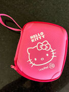 Hello Kitty Leapfrog Leap Pad 1 2 Or 3 Explorer Carrying Case Great Condition