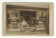 Photo Of George Hackerand039s Tailor Shop On 14th St. In Ambridge Pa