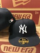 Yankee Hat 7+1/4 Authentic Gray Bottom New Era On Field Cap Warehouse Find Nwt