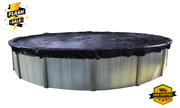 24 Foot Round Pool Value Winter Cover For Above Ground Pools