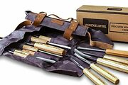 Winckelsteel Wood Carving Tools Set Of 12 Wood Chisels - Glides Through Wood