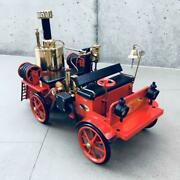 Wilesco Vilesco Pump Fire Engine With Working Steam D305 Made In Germany