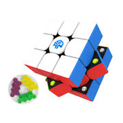 Gan356m Standard 356 Magnetic 3x3x3 Magic Cube Switch Contest Puzzle To