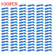 100pc/pack Disposable Soft Cup Prophy Angles For Dental Slow Low Speed Handpiece