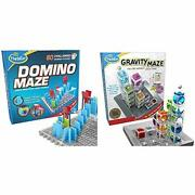 Thinkfun Domino Maze Stem Toy And Logic Game For Boys And Girls Age 8 And Up ...
