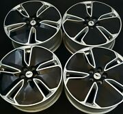 2021 Ford Mustang Mach E Factory Original Oem 19 Inch Alloy Wheels Rims 95114