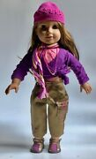 American Girl Doll Of Today Marisol Luna With 3 Outfits And Accessories