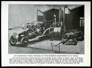 1921 Yantic Norwich Connecticut Mack Fire Truck And 1847 Fire Engine Photo Article