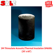 3m Acoustic/thermal Insulation Sm600l 30' X 60 - Free Shiping