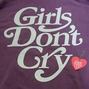 Golden Size Girls Don't Cry Parker New Color Overseas Limited Extreme Beauty