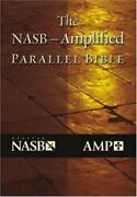 Nasb Amplified Parallel Bible Burgundy By Hendrickson Publishers, Good Book